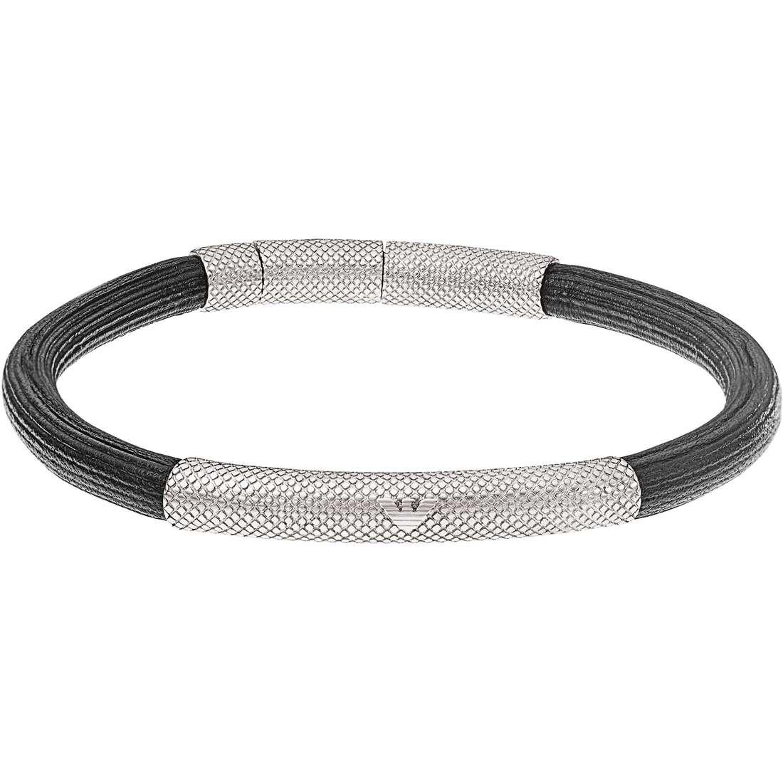 bracelet homme bijoux Emporio Armani EGS1896040