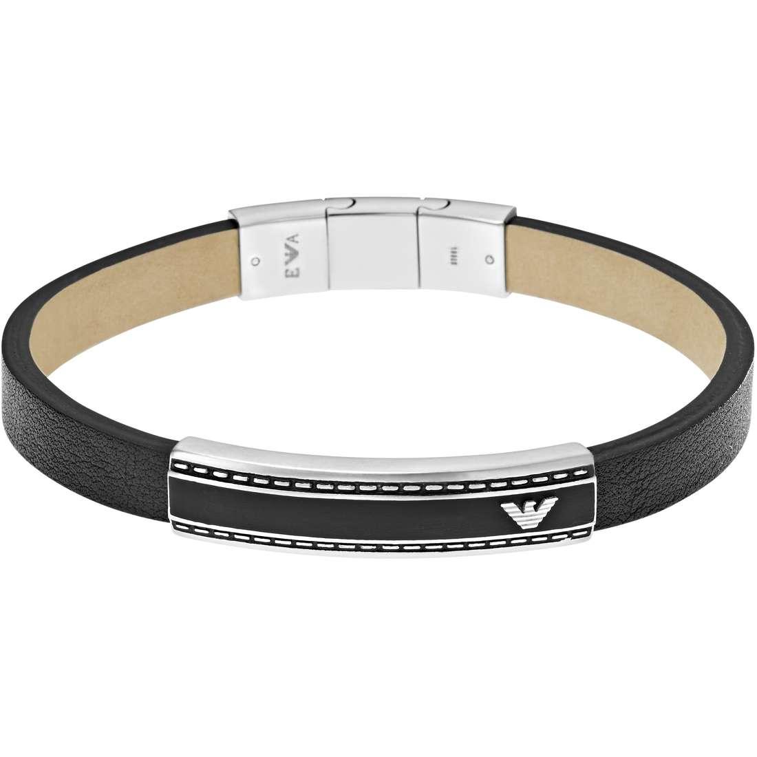 bracelet homme bijoux Emporio Armani EGS1923040
