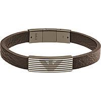 bracelet homme bijoux Emporio Armani EGS2134040