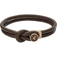 bracelet homme bijoux Emporio Armani EGS2213251