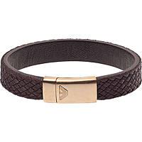 bracelet homme bijoux Emporio Armani EGS2378251