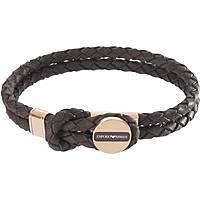 bracelet homme bijoux Emporio Armani Signature EGS2177221