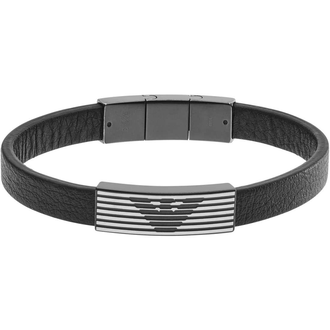 bracelet homme bijoux Emporio Armani Signature EGS2181060