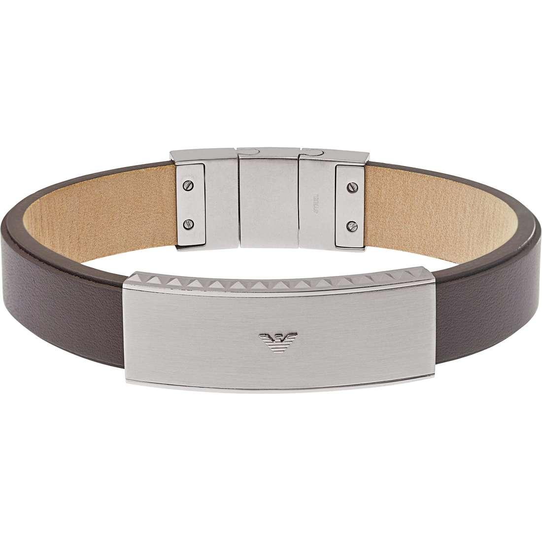 bracelet homme bijoux Emporio Armani Spring EGS1881040