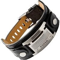 bracelet homme bijoux Fossil Fall 10 JF84816040