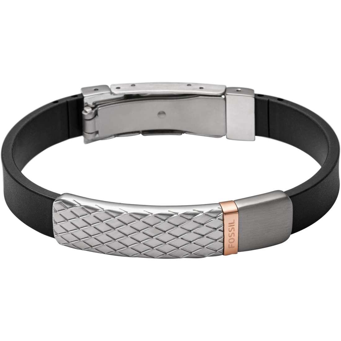 bracelet homme bijoux Fossil Holiday 15 JF02073998