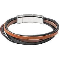bracelet homme bijoux Fossil Holiday 15 JF02076040