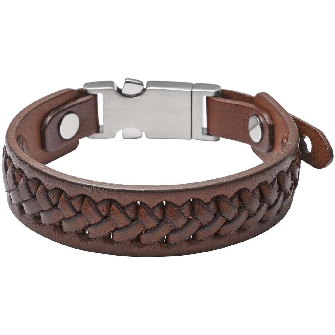 bracelet homme bijoux Fossil Holiday 15 JF02081040