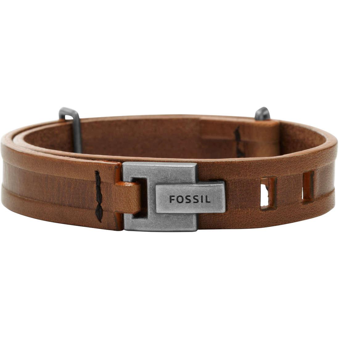 bracelet homme bijoux Fossil JA5944797