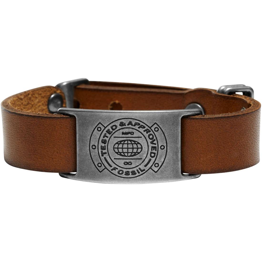bracelet homme bijoux Fossil JA5949797