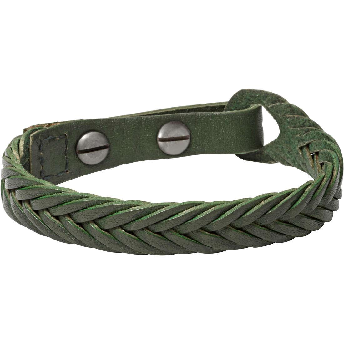 bracelet homme bijoux Fossil JA6149797