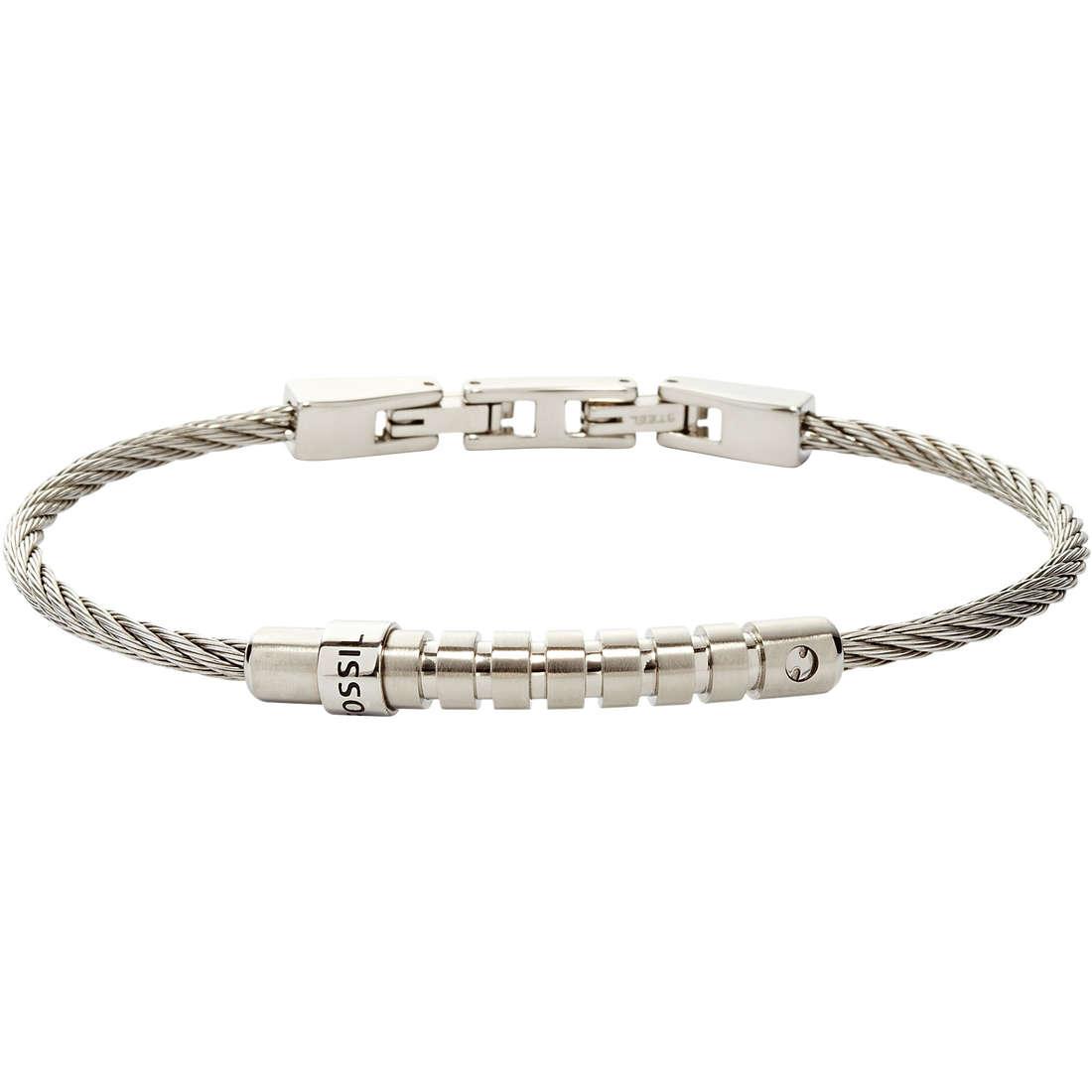 bracelet homme bijoux Fossil JF00050040