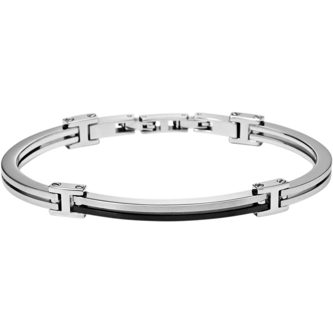 bracelet homme bijoux Fossil JF00489998
