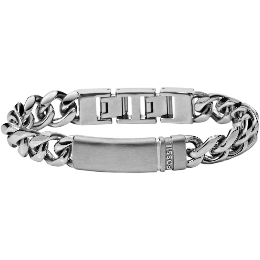 bracelet homme bijoux Fossil JF00491040