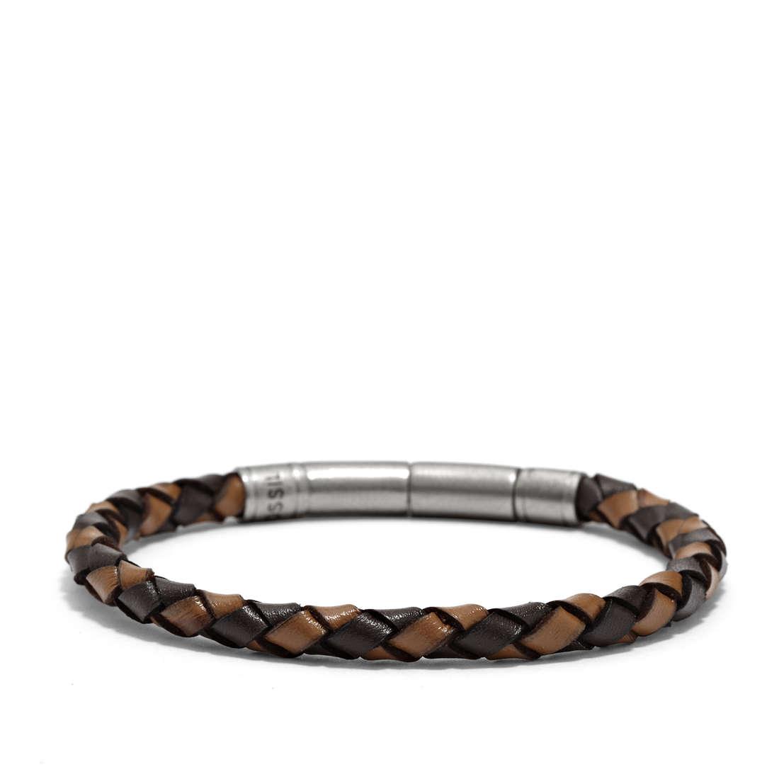 bracelet homme bijoux Fossil JF00509797