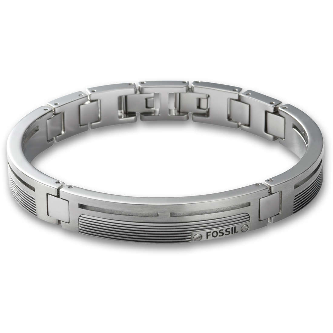 bracelet homme bijoux Fossil JF84476040