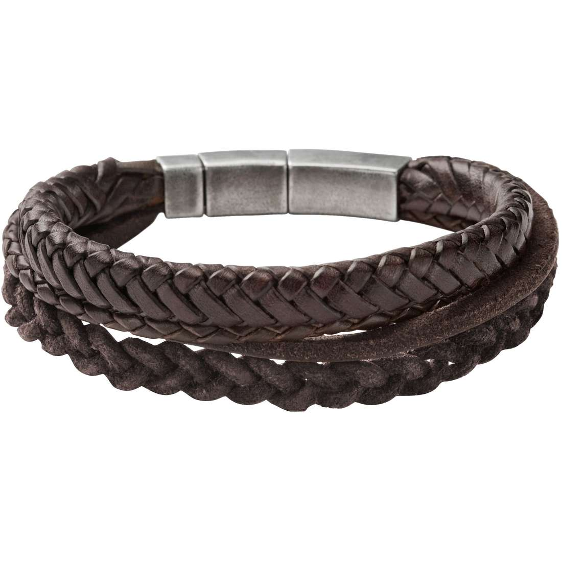 bracelet homme bijoux Fossil JF85296040