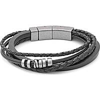 bracelet homme bijoux Fossil JF85299040