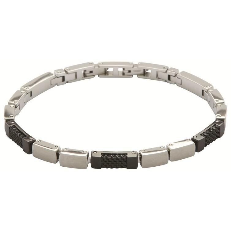 bracelet homme bijoux Fossil JF86389040