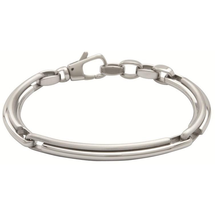 bracelet homme bijoux Fossil JF86574040