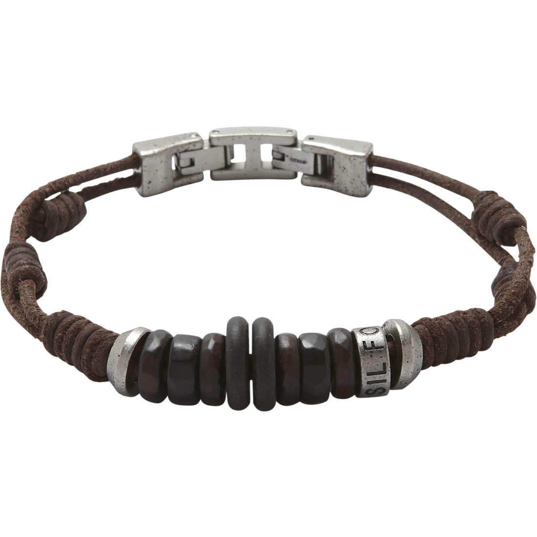 bracelet homme bijoux Fossil JF87136040