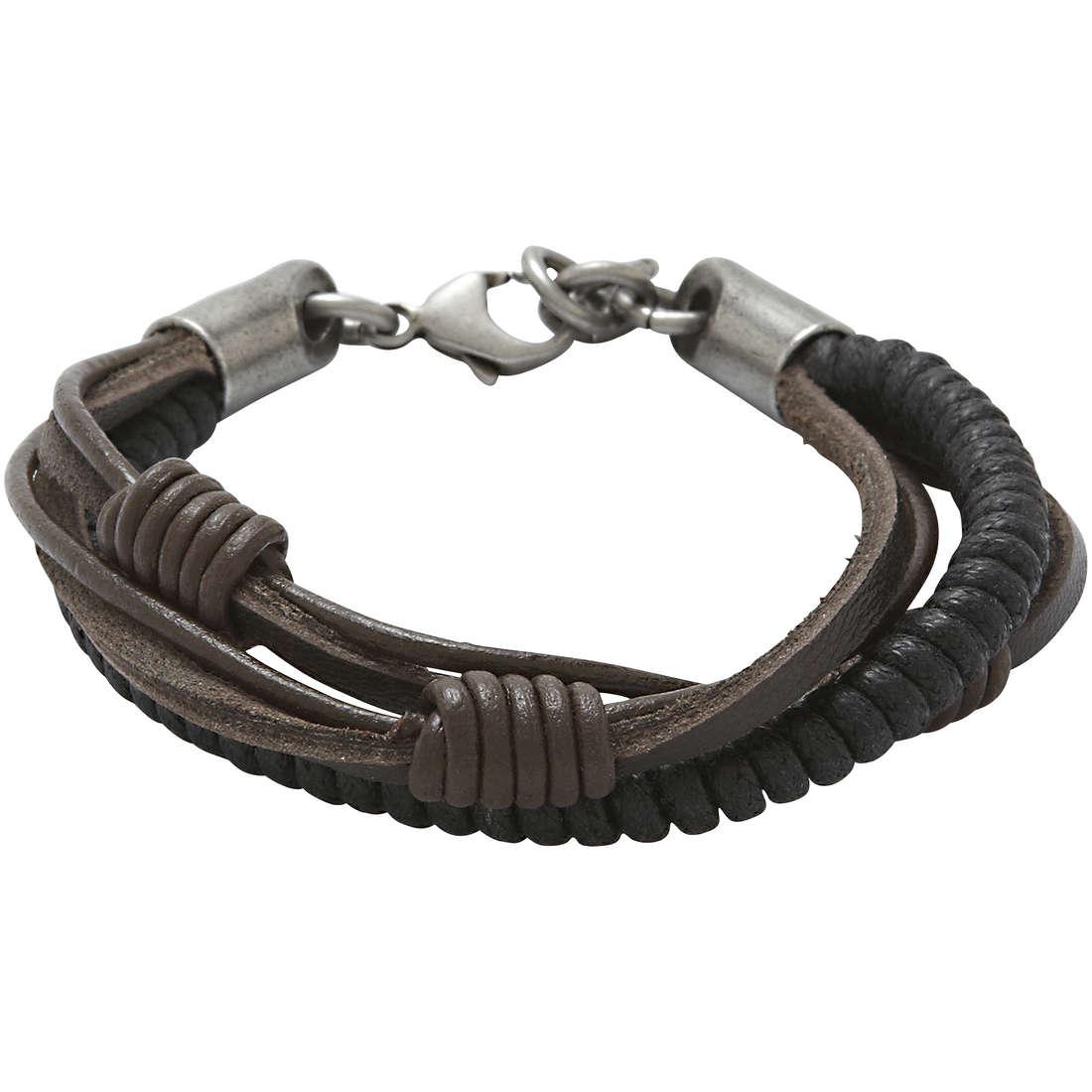 bracelet homme bijoux Fossil JF87282040