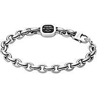 bracelet homme bijoux Fossil Mens Dress JF02693040