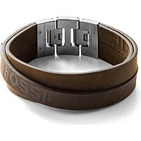 bracelet homme bijoux Fossil Spring 10 JF84955040