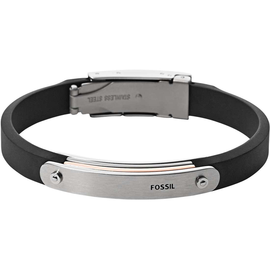 bracelet homme bijoux Fossil Spring 15 JF01650998