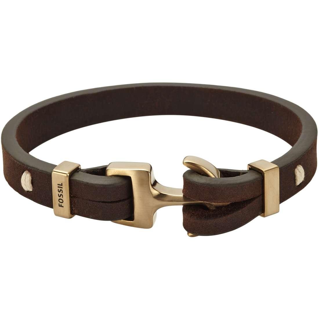 bracelet homme bijoux Fossil Summer 15 JF01863710