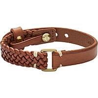bracelet homme bijoux Fossil Vintage Casual JA6912715