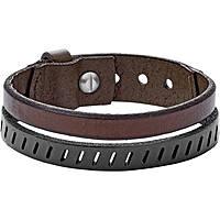 bracelet homme bijoux Fossil Vintage Casual JA6927040