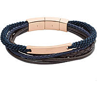 bracelet homme bijoux Fossil Vintage Casual JF02379791