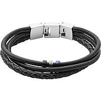 bracelet homme bijoux Fossil Vintage Casual JF02634998