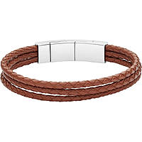bracelet homme bijoux Fossil Vintage Casual JF02683040