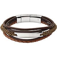 bracelet homme bijoux Fossil Vintage Casual JF02703040