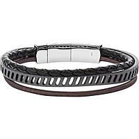 bracelet homme bijoux Fossil Vintage Casual JF02828040