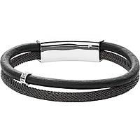 bracelet homme bijoux Fossil Vintage Casual JF02829040