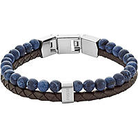 bracelet homme bijoux Fossil Vintage Casual JF02830040