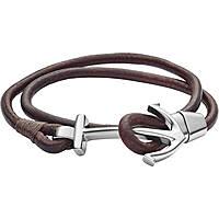 bracelet homme bijoux Fossil Vintage Casual JF02882040