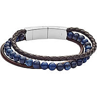 bracelet homme bijoux Fossil Vintage Casual JF02885040