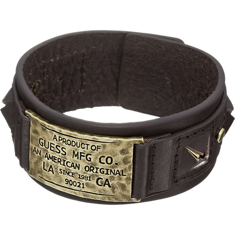 bracelet homme bijoux Guess UMB81324