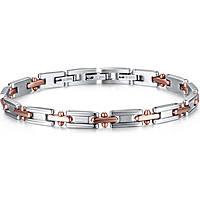 bracelet homme bijoux Luca Barra Casual LBBA766
