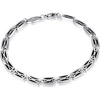 bracelet homme bijoux Luca Barra Casual LBBA793