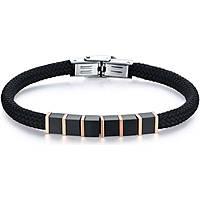 bracelet homme bijoux Luca Barra Casual LBBA830