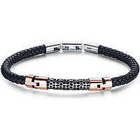 bracelet homme bijoux Luca Barra Casual LBBA835