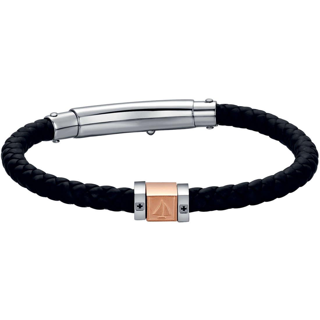 bracelet homme bijoux Luca Barra LBBA492