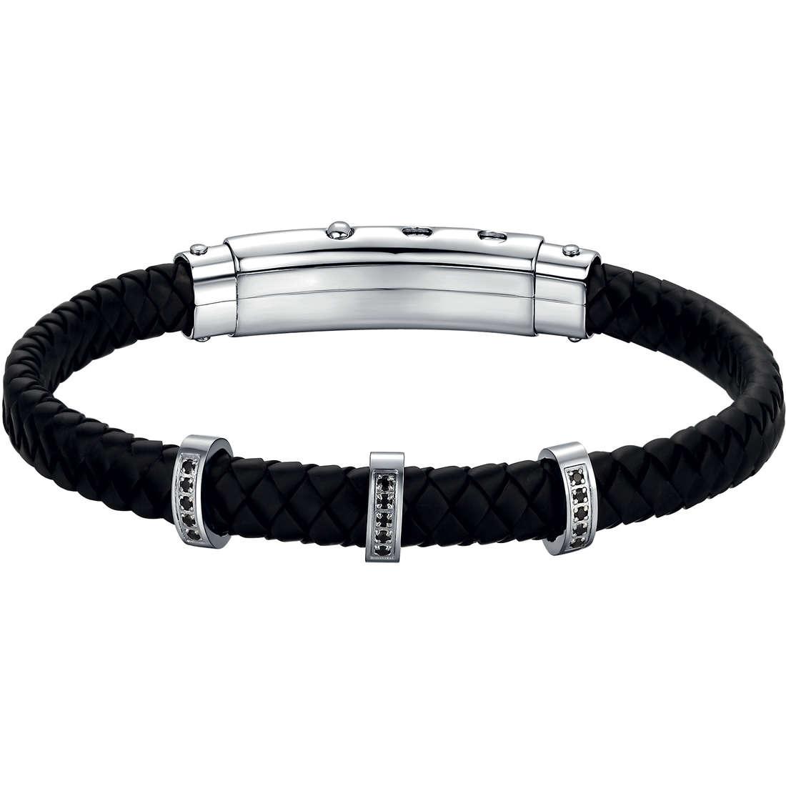 bracelet homme bijoux Luca Barra LBBA500
