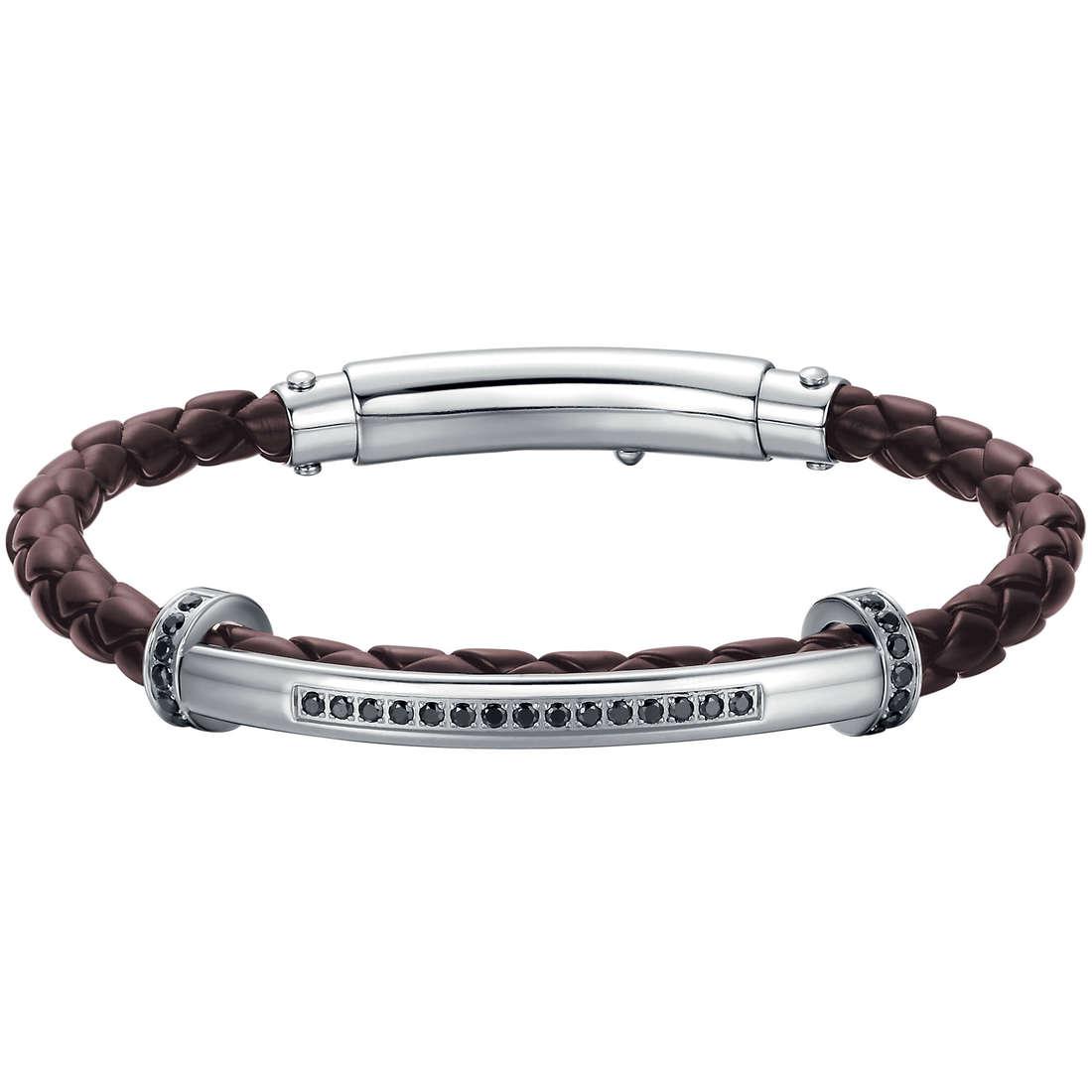 bracelet homme bijoux Luca Barra LBBA512