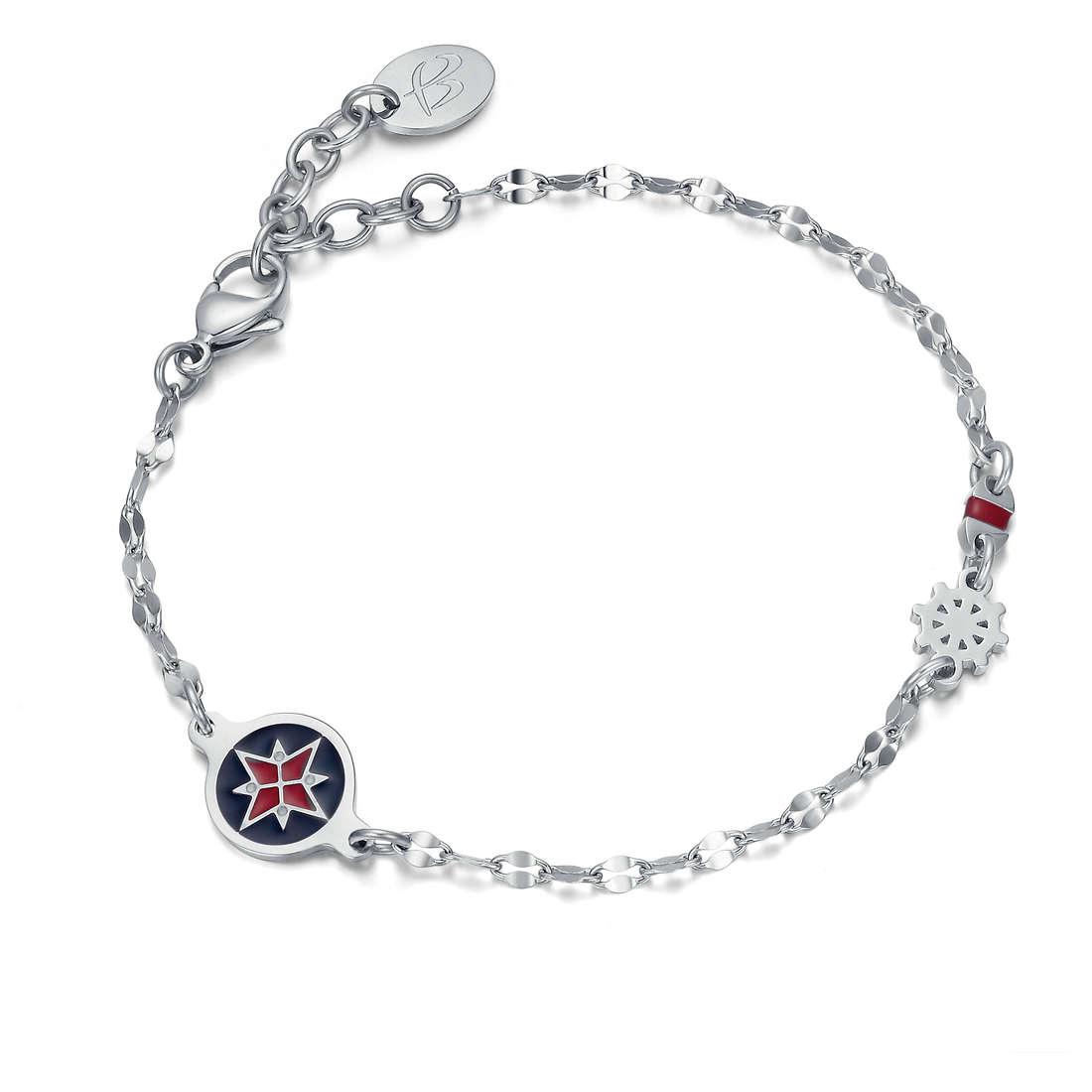 bracelet homme bijoux Luca Barra LBBA566